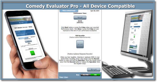 Comedy Evaluator Pro